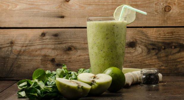 alimentos que aportan energía Batidos verdes