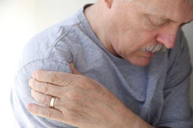 Tendinitis crónica del manguito de los rotadores