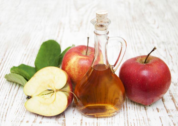 Jugo de uva y vinagre de manzana para bajar de peso