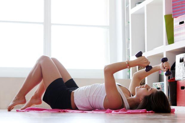 material para hacer ejercicios en casa