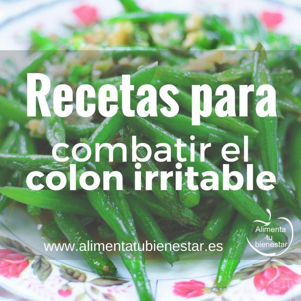recetas ricas para colon irritable