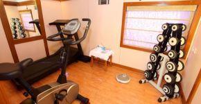 montar tu propio gimnasio en casa