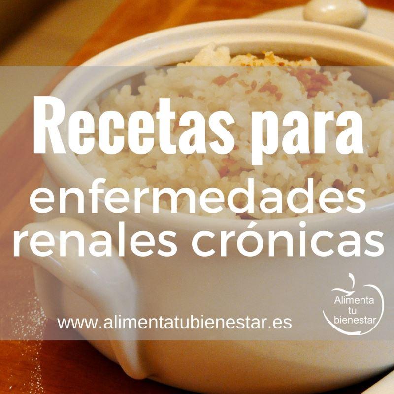 que alimentos puede comer una persona con enfermedad renal