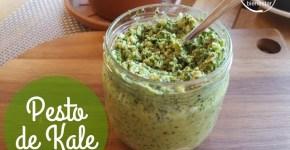 Pesto de kale receta