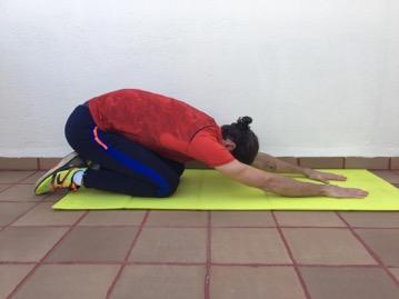 Ejercicios de movilidad artícular: Dorsales + paravertebrales + brazos + hombros
