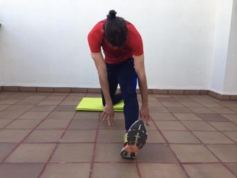 Ejercicios de movilidad articular: Femoral y musculos paravertebrales