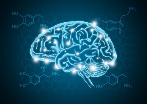 influencia de la serotonina en la salud mental
