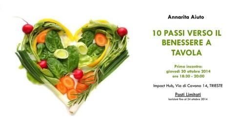 corso alimentazione bioenergetica 10 passi..