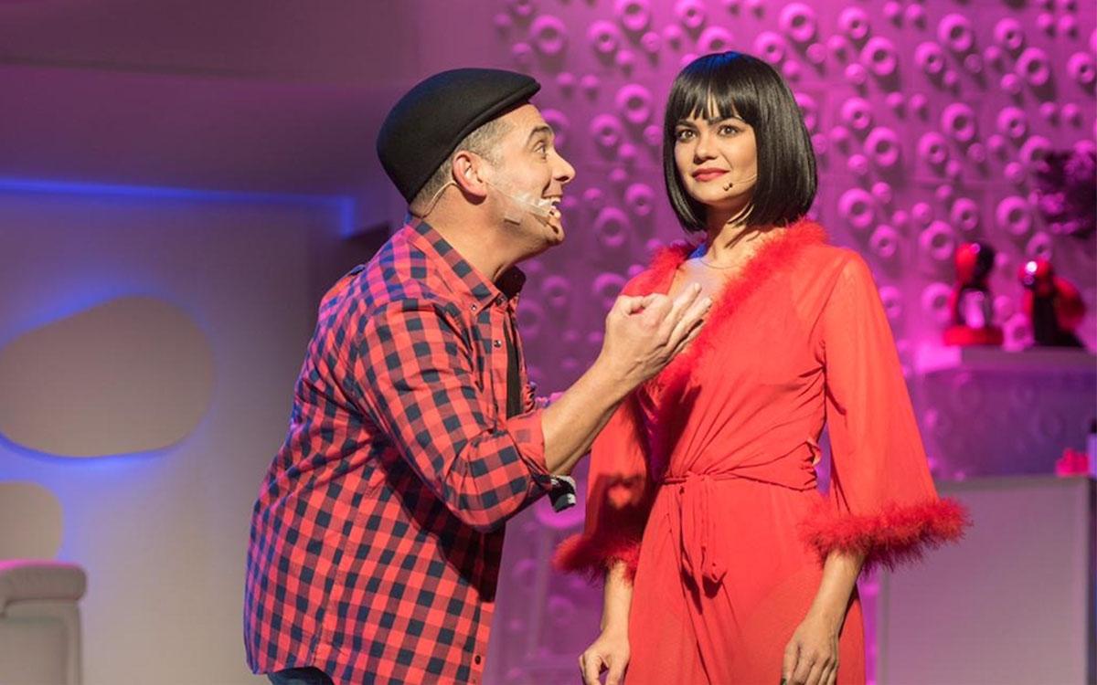 ALINA ROBERT regresa al teatro de la mano de Alexis Valdés