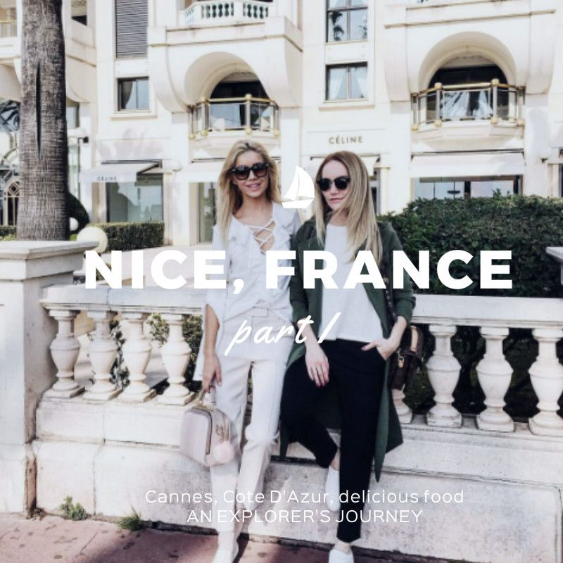 Travel journal: Cannes, South of France