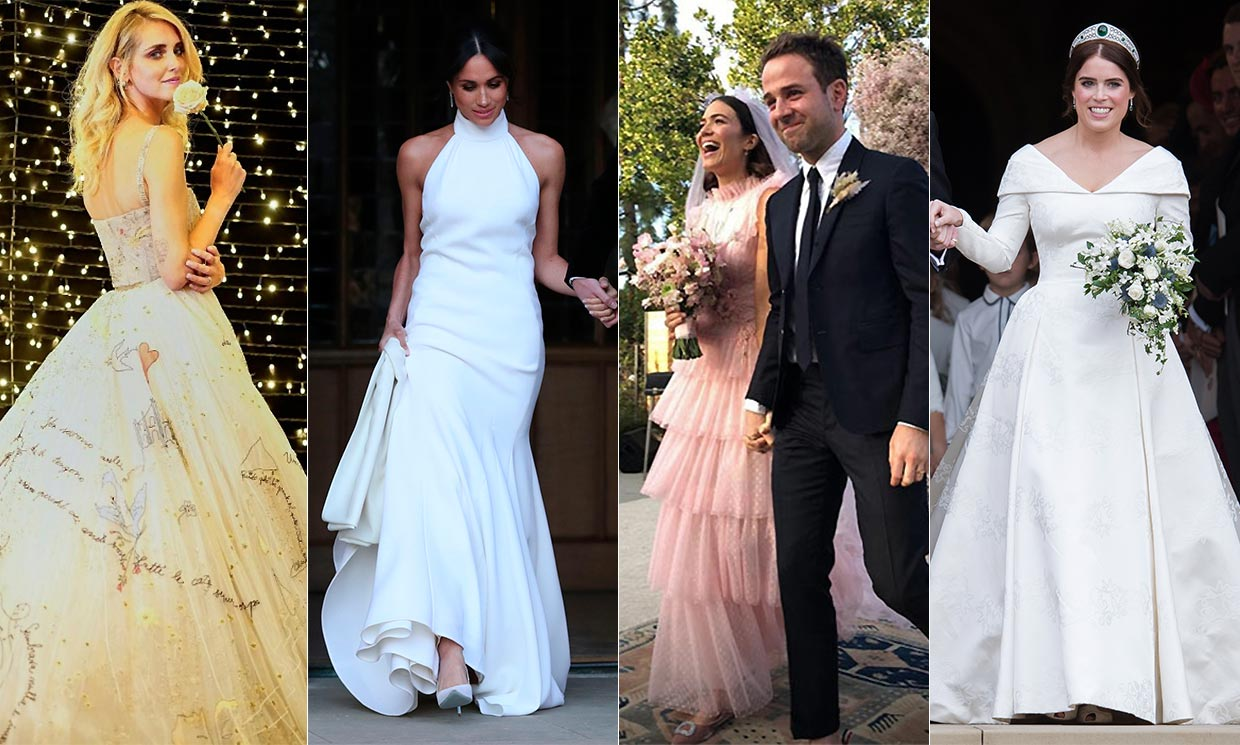 Our Favourite Wedding Dresses