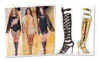TREND REPORT: Gladiator Sandals