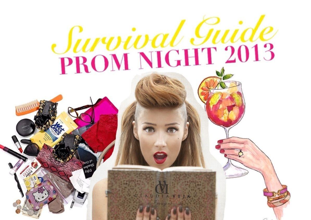 PROM NIGHT 2013 | Ghid de supraviețuire