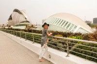 Pesti, arta si palmieri: Valencia!