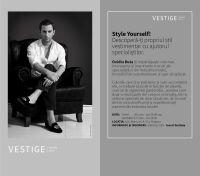 """""""Style Yourself!"""" cu Ovidiu Buta @ VESTIGE CENTRE-VILLE"""