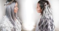 Our #greyhair capsule collection for Divisima
