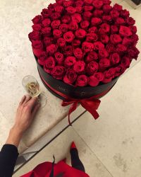 Live feed: The Million Roses private dinner