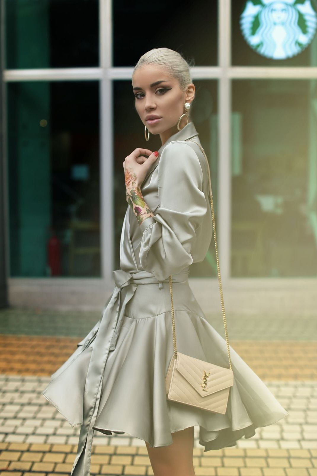 Kowloon Tong and The Olive Dress
