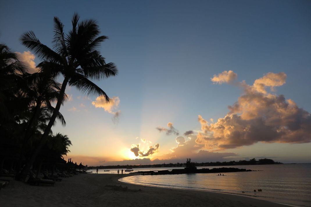 Postcards from Mauritius