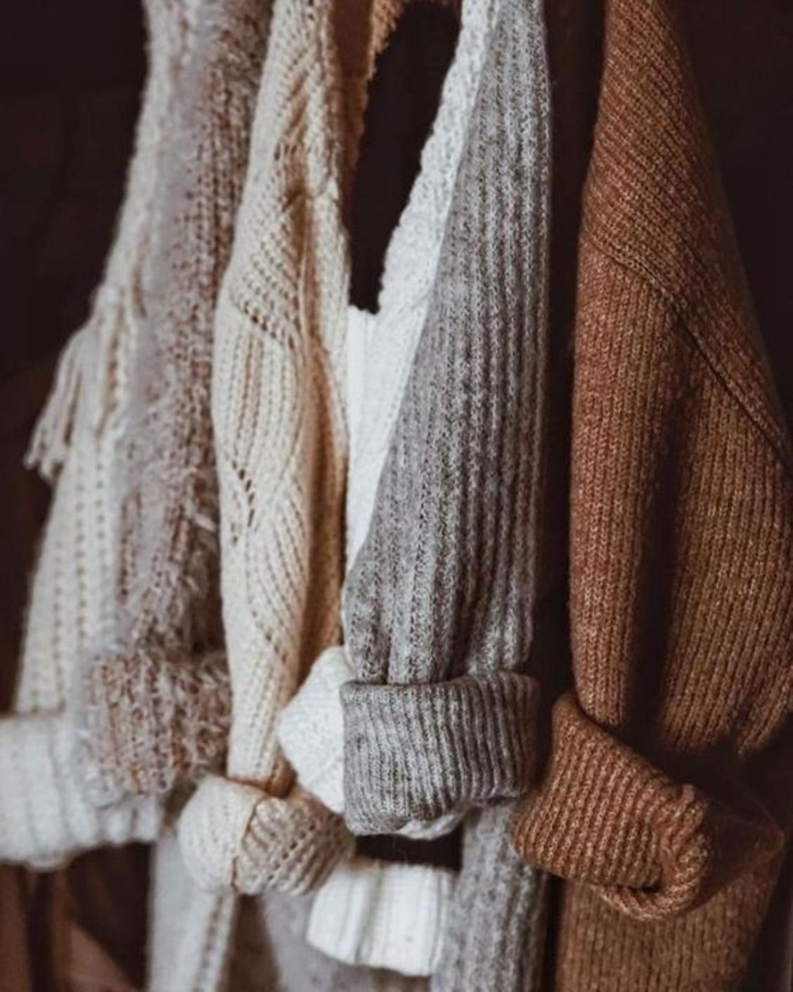 It's Sweater Weather