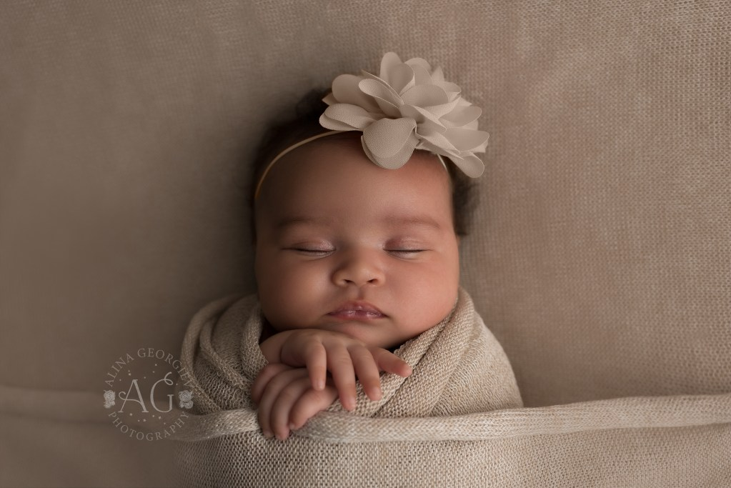 Welcome Baby Gigi | Dallas Newborn Photographer