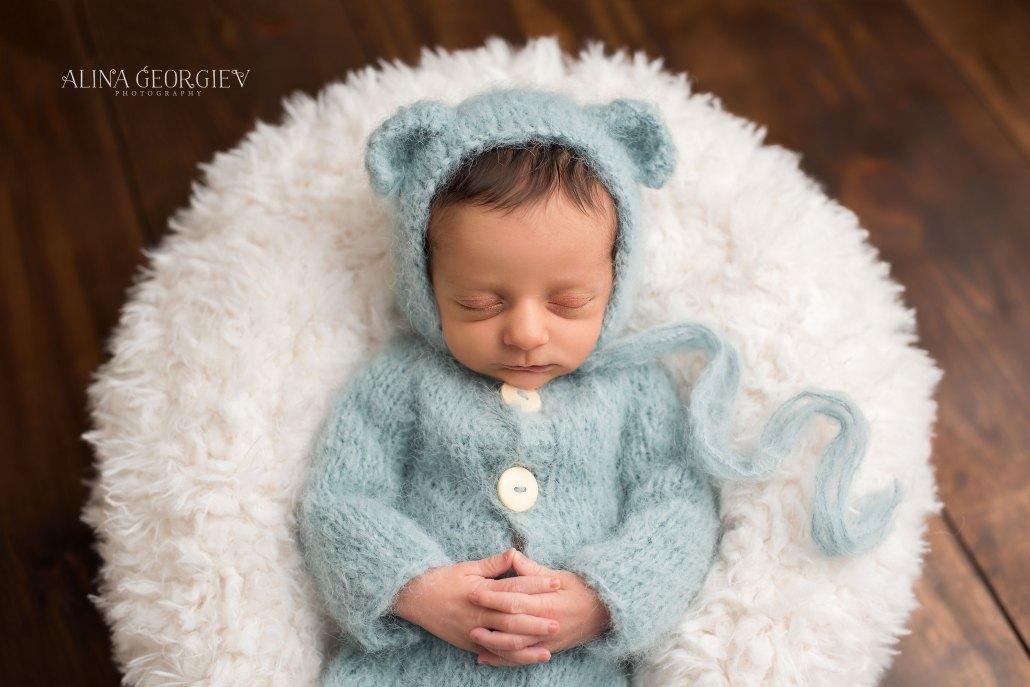 Plano Newborn Photographer Baby Soren