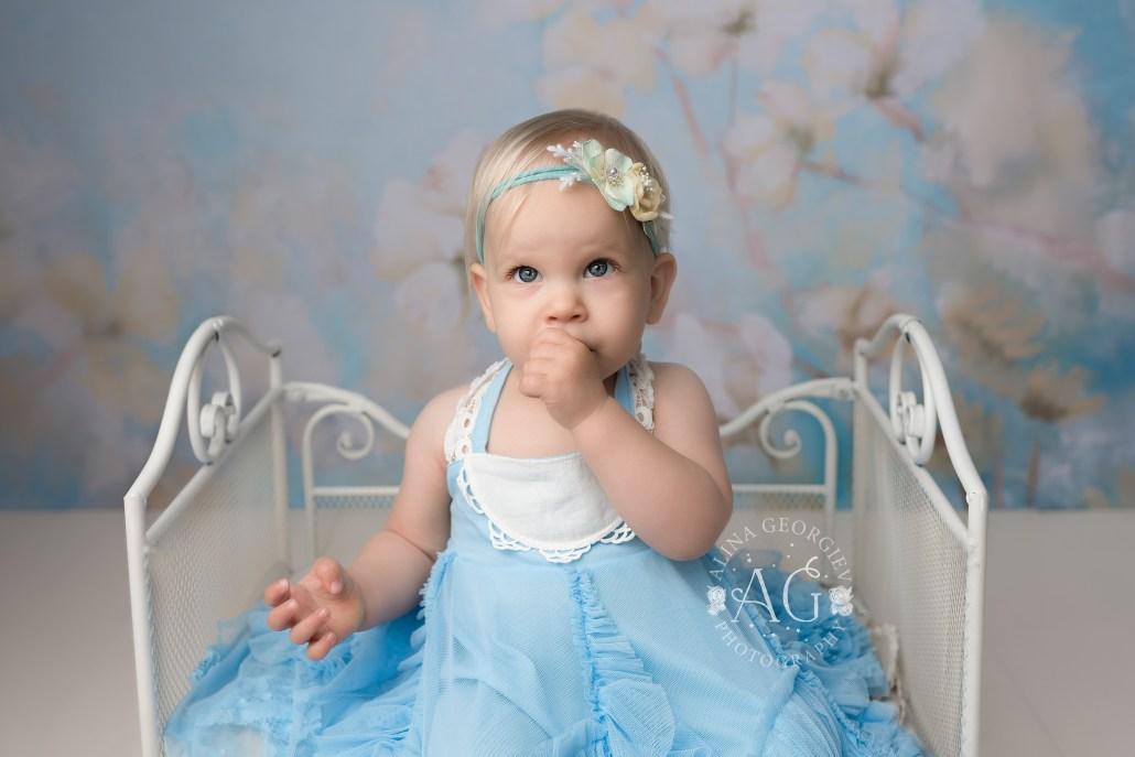 Plano Newborn Photographer Baby Kati