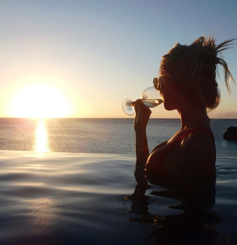 Sunsets at the Cove Eleuthera :)