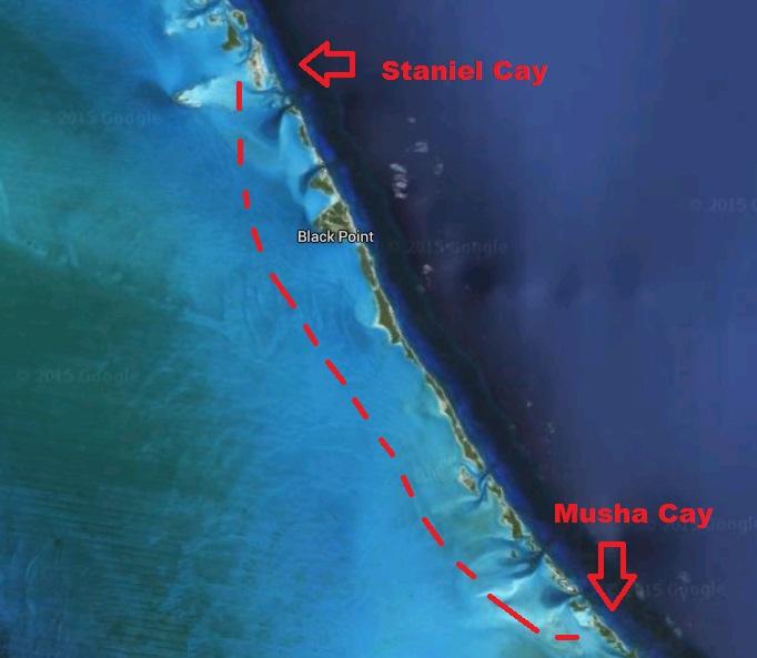 map staniel musha