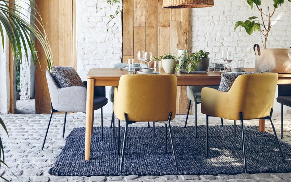 table de salle a manger meubles alinea