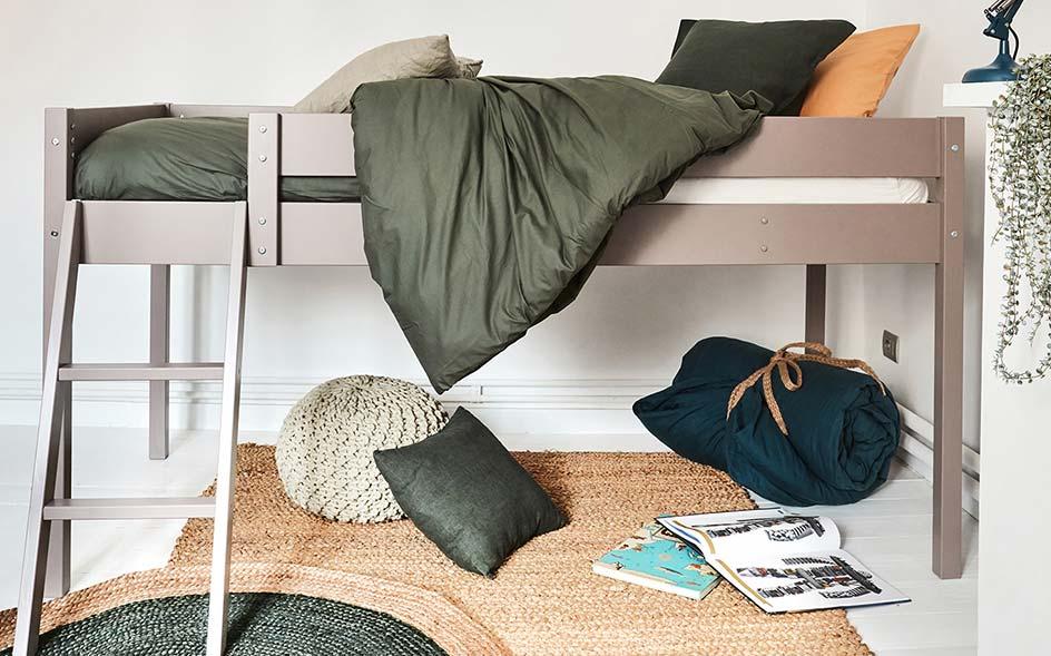 lit mezzanine et superpose meubles et
