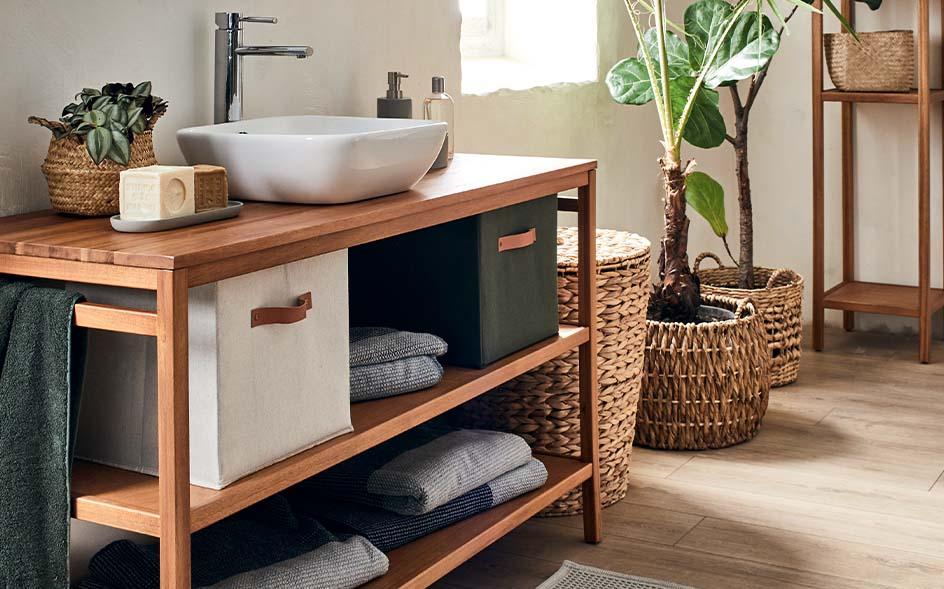 meuble sous vasque lavabo meubles