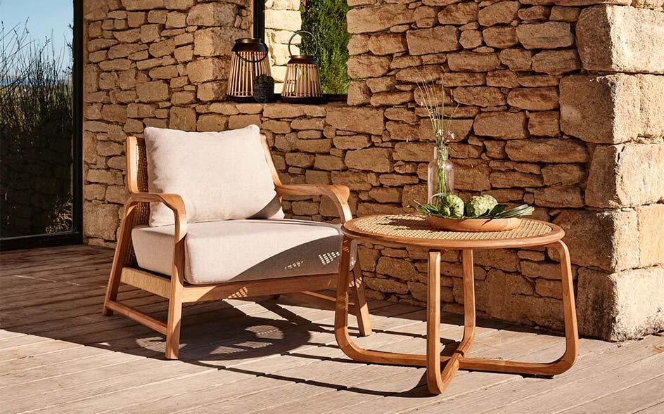 mobilier de jardin en teck meubles d