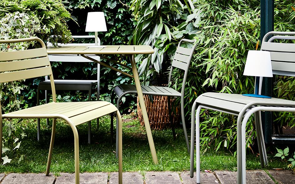 chaise de jardin meubles de jardin