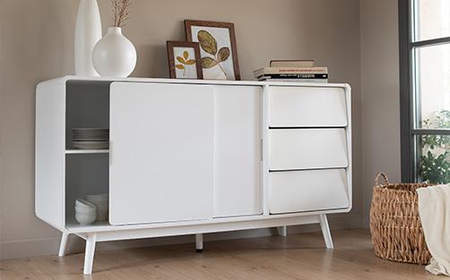 meuble de salon blanc meubles de