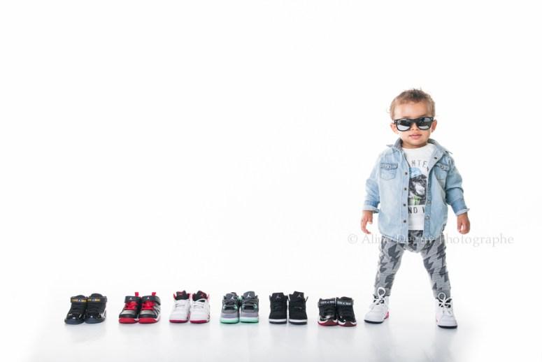 Studio Paris, photographe, Aline Deguy, Mode, bébé, Fond blanc