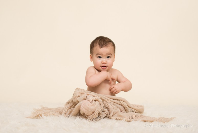 Photographe bébé Nanterre, Photographe studio Paris