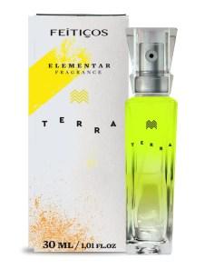 Perfume elementar terra