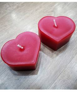 Vela Perfumada para Decoração - Dia dos namorados