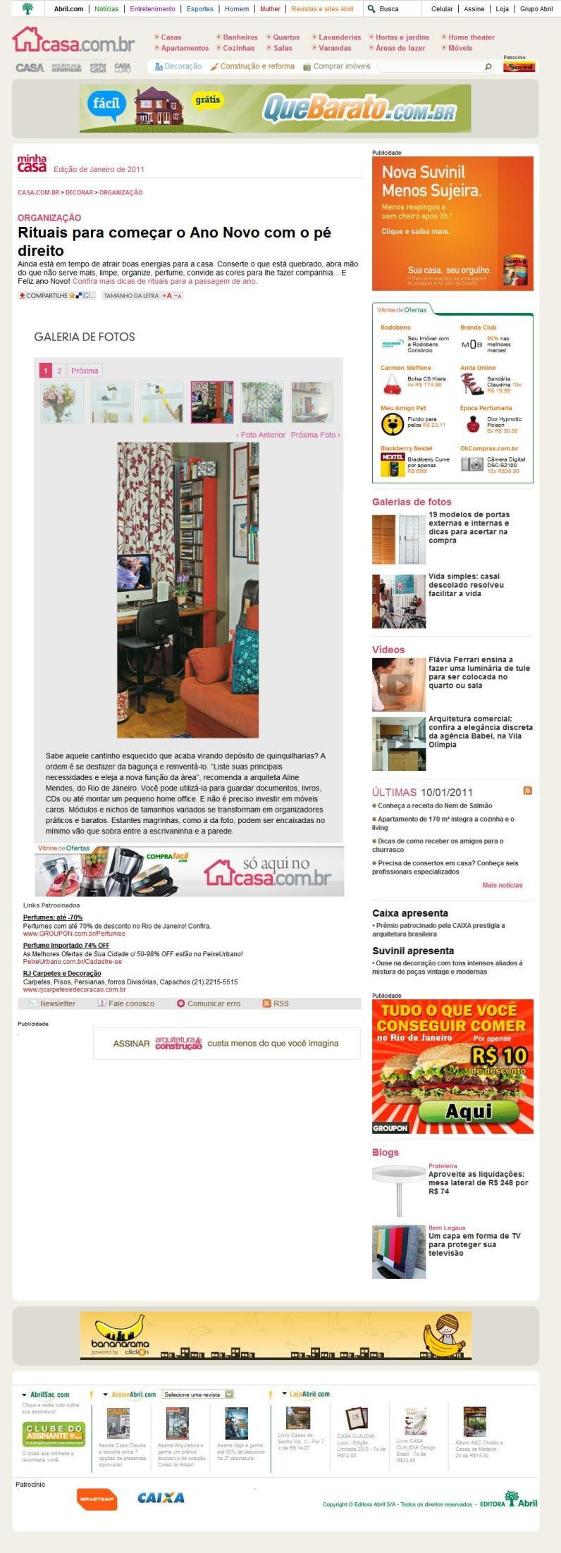 Casa.com.br - Janeiro 2011