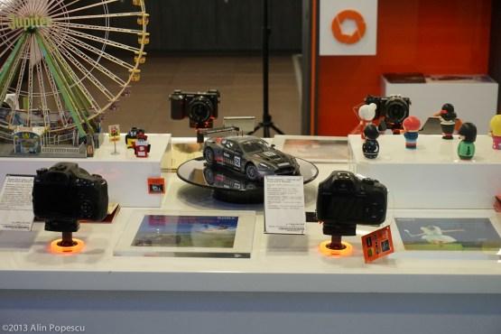 Sony E PZ 16-35 la diferite valori focale