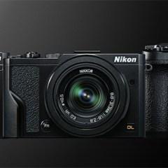 Nikon DL – trei noi modele ataca piata compactelor premium cu senzor de 1 inch