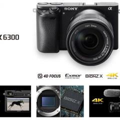 Sony A6300 si noi obiective FE anuntate