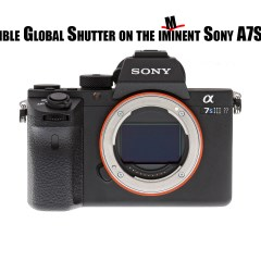 Possible new camera with movie angle setting – is Sony A7S III coming?