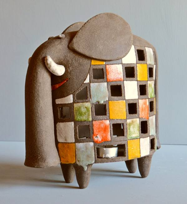 candleholders - elephant-candlestick-19-3