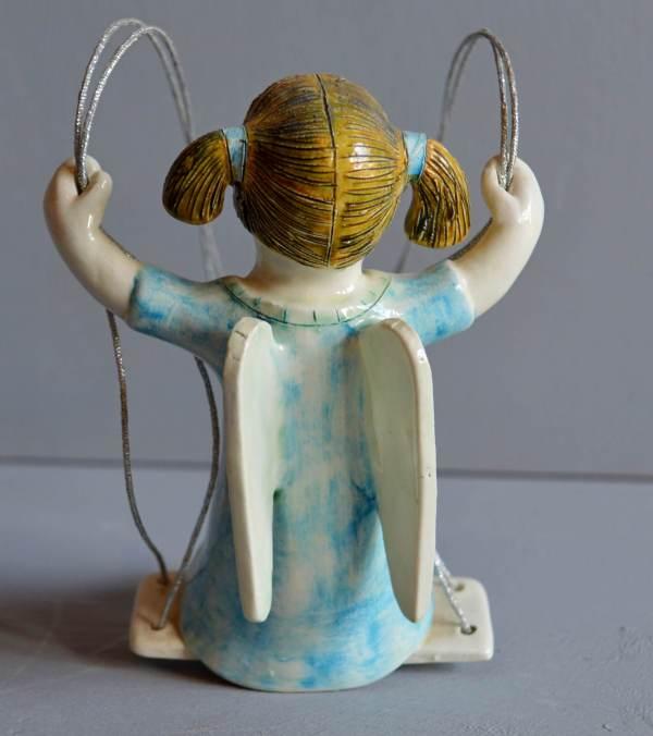 figurative-ceramics - swinging-angel-3