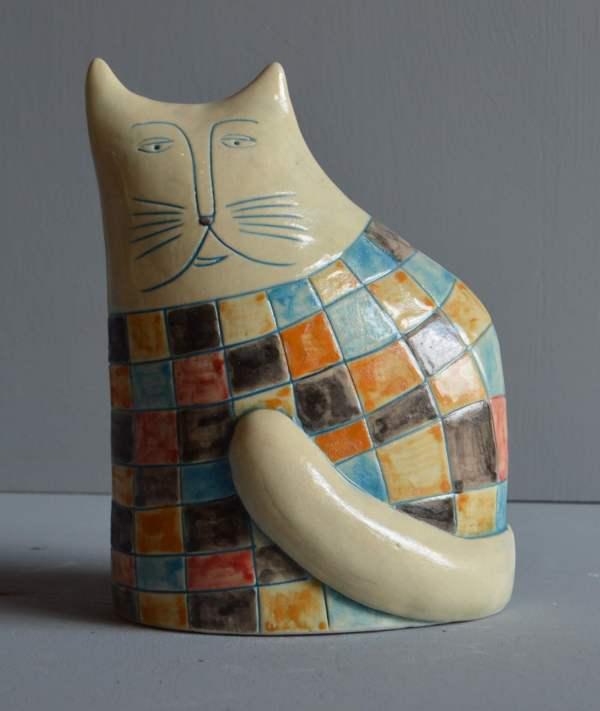 sculpture - cat-1