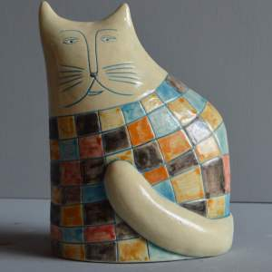 sculpture - cat-1
