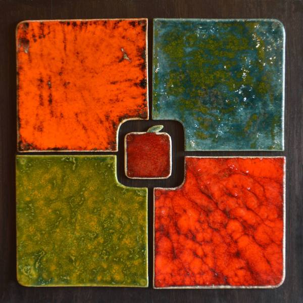 on-board - apple-ceramic-panel-on-board-50x50
