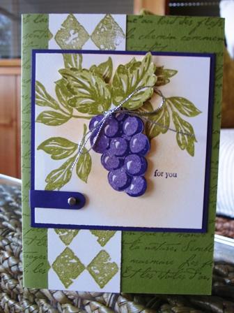 Gorgeous Grapevine